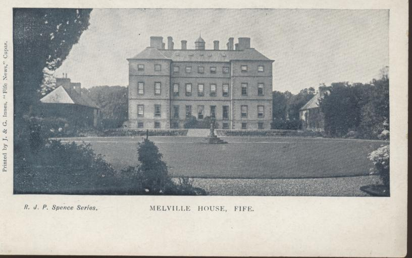 Melville House (1940?)