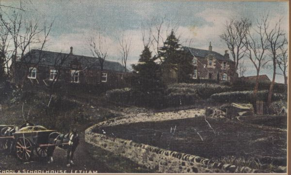Letham School House (1930?)